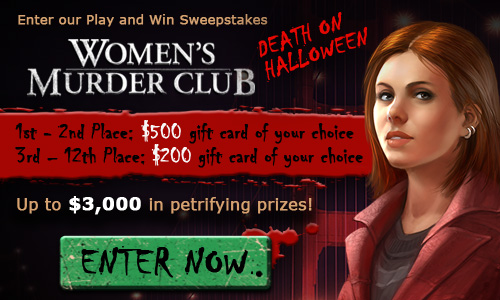 Play & Win Sweepstakes October 2012
