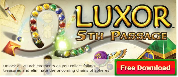 luxor game download full version crack